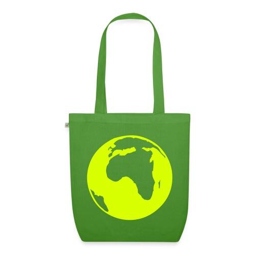 Green Planet Einkaufstasche - Bio-Stoffbeutel