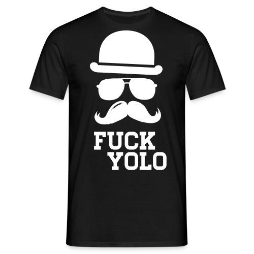 Fuck Yolo - Mannen T-shirt