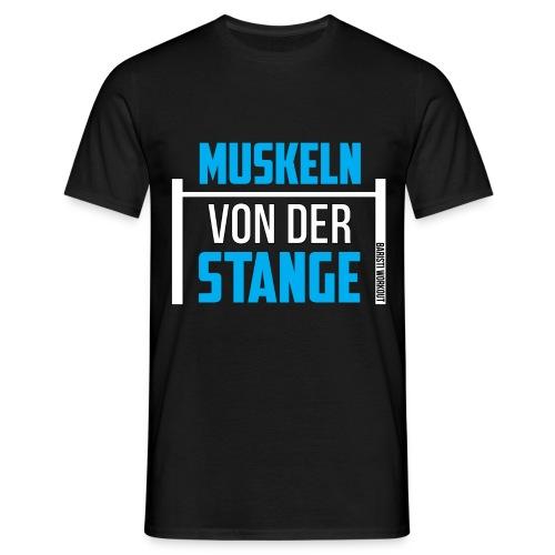 Muskeln von der Stange - Männer T-Shirt