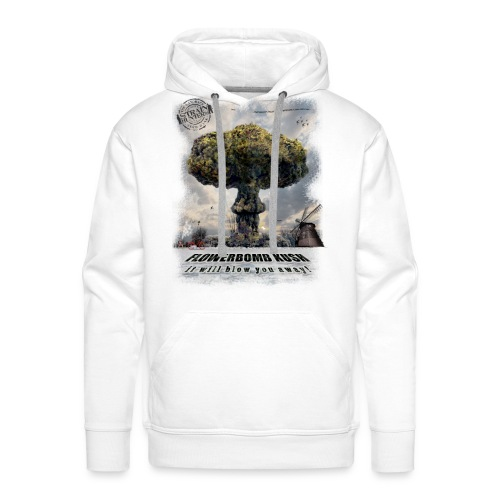 CANNABIS CUP SWEATER - Men's Premium Hoodie