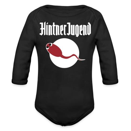 Strampelanzug HintnerJugend - Baby Bio-Langarm-Body