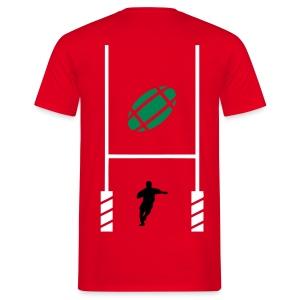 Essai rugby tee shirt - T-shirt Homme