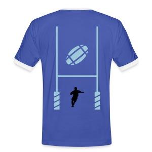 Essai rugby tee shirt - T-shirt contrasté Homme