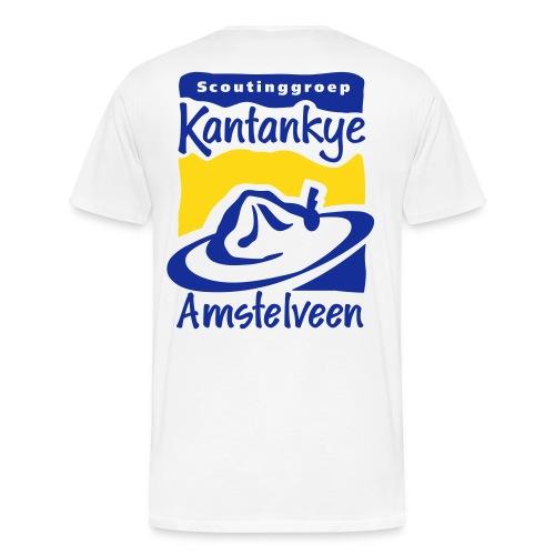 Complete Kleur - Mannen Premium T-shirt