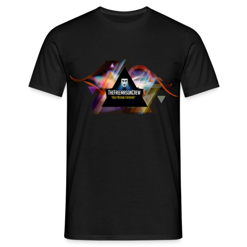 TheFreemasonCrew - Men's T-Shirt