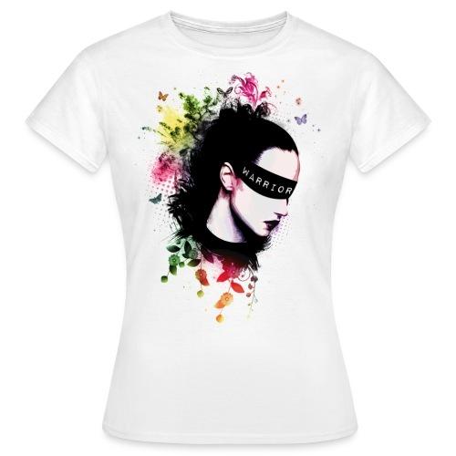 Now I'm A Warrior - Women's T-Shirt