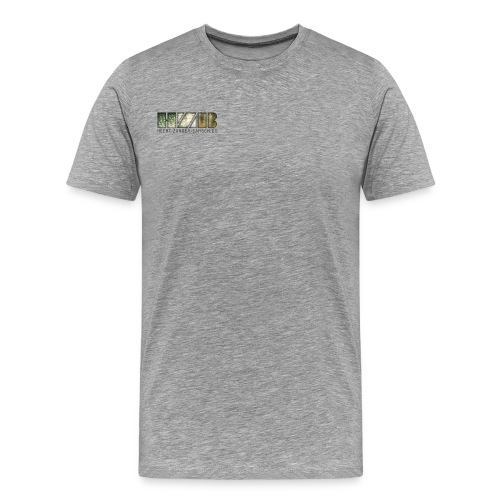 PREMIUM-SHIRT /  SMALL KLASSIK.LIGHT - Männer Premium T-Shirt