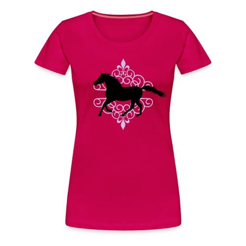 Beautiful Horse T-Shirt - Women's Premium T-Shirt