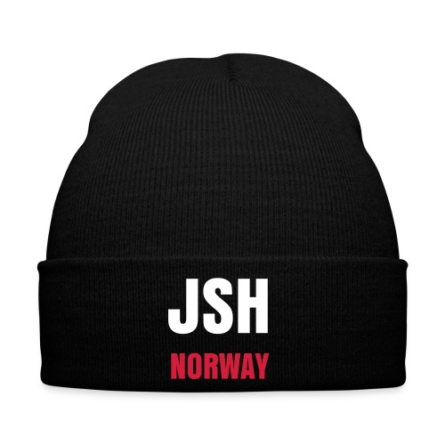 JSH Hat Logo #7s-w - Winter Hat