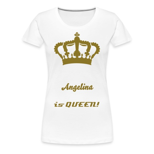 QUEEN-Shirt - Frauen Premium T-Shirt