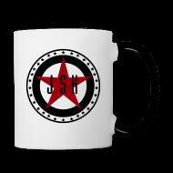 Mugs & Drinkware ~ Contrasting Mug ~ JSH Logo #13-rb