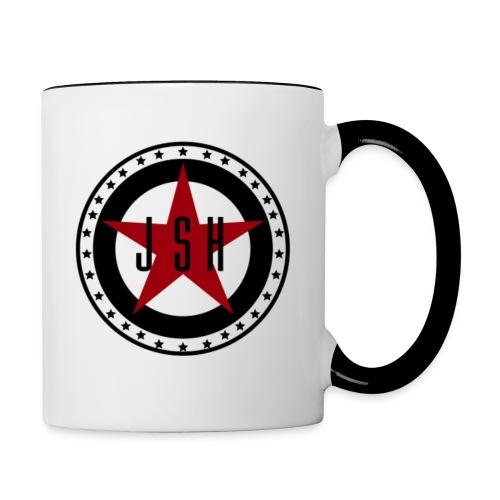 JSH Logo #13-rb - Contrasting Mug
