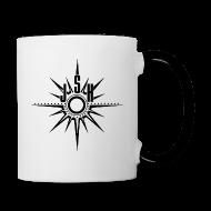 Mugs & Drinkware ~ Contrasting Mug ~ JSH Logo #14-b