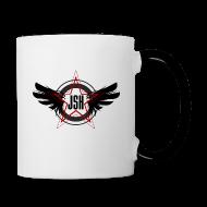 Mugs & Drinkware ~ Contrasting Mug ~ JSH Logo #10-b