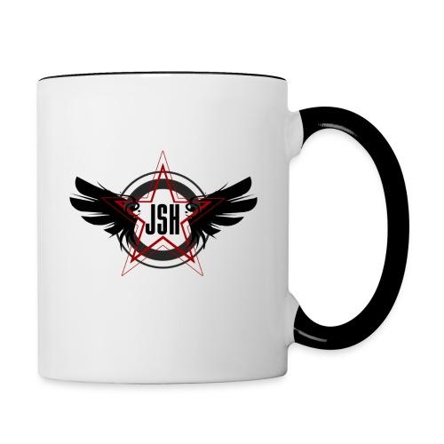 JSH Logo #10-b - Contrasting Mug