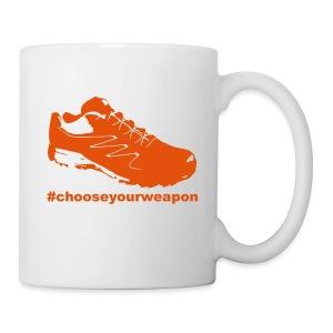 Trailrunning #chooseyourweapon