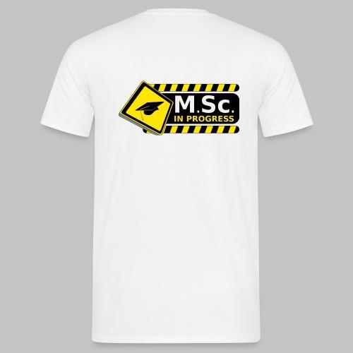 T-shirt homme DOS (man) Master in progress - Men's T-Shirt