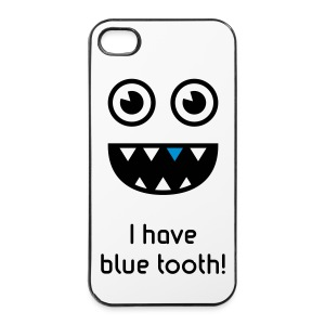 I Have Blue Tooth - iPhone 4/4s Hard Case