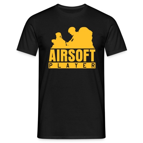 Airsoft Player - Männer T-Shirt