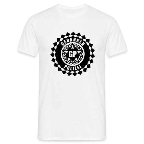 Gedankenpolizei (höherer Dienst) - Männer T-Shirt