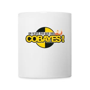 Tasse Logo Cobayes - Mug blanc