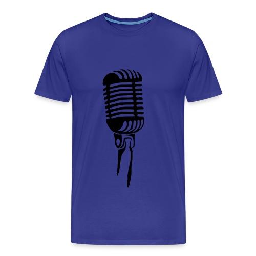 Music Männer T-Shirt - Männer Premium T-Shirt