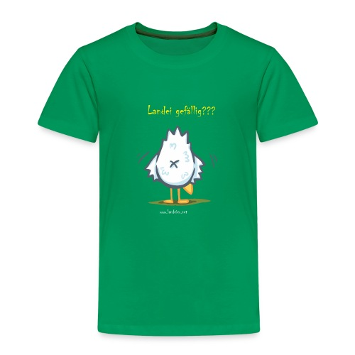 Landei gefällig???  - Kinder Premium T-Shirt