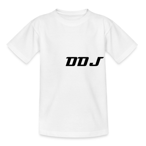 DDJ T-shirt - Teenager T-shirt