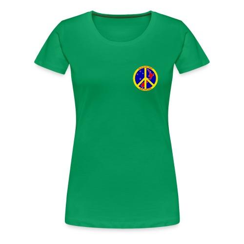 Women's Nuclear Free NZ Shirt - Women's Premium T-Shirt