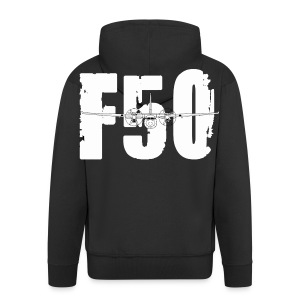 F50 - Men's Premium Hooded Jacket
