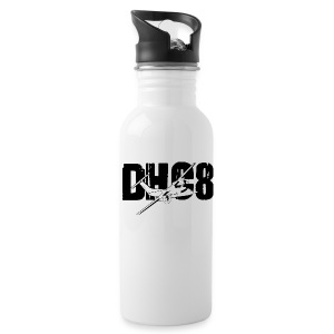 DHC-8-102 - Water Bottle