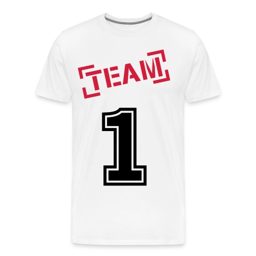 Team 1 - T-shirt Premium Homme