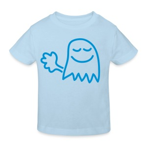 Farts are little ghosts... - Kids' Organic T-shirt