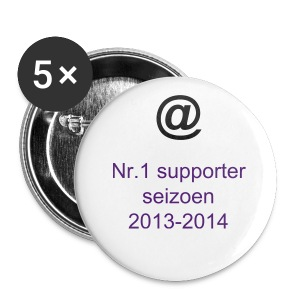 @ supporter Nr.1 - Buttons groot 56 mm