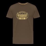 T-Shirts ~ Männer Premium T-Shirt ~ Woodbury