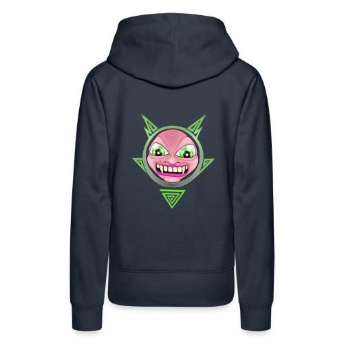 Diablotin - Sweat-shirt à capuche Premium pour femmes