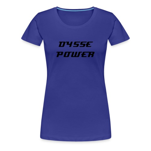 DYSSE POWER  - Premium-T-shirt dam