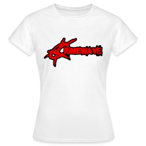 Krimewave Girlie T - Women's T-Shirt