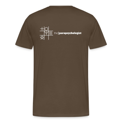 theParapsychologist Men's T-Shirt - Men's Premium T-Shirt
