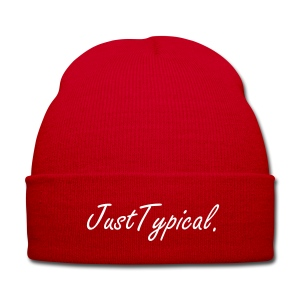 Red Winter Hat | JustTypical - Winter Hat