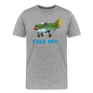 Take off - Männer Premium T-Shirt