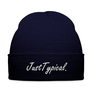 Navy Winter Hat | JustTypical - Winter Hat