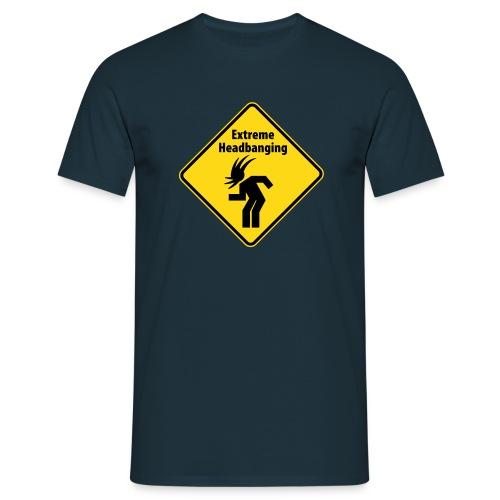 Headbanging Heavy Metal Shirts - Männer T-Shirt