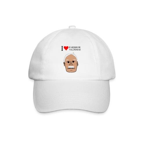 Farbror Valdemar kepa - Basebollkeps