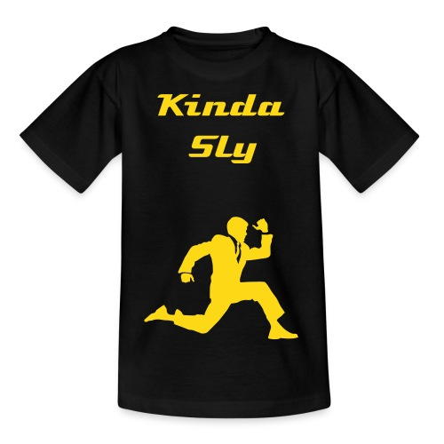 Kinda Sly - Teenage T-Shirt