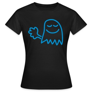 Farts are little ghosts... - Women's T-Shirt
