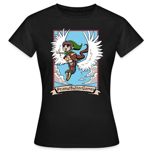 EXCLUSIVE (Girls) Zelda Month Shirt! (Nov. Only!)  - Women's T-Shirt