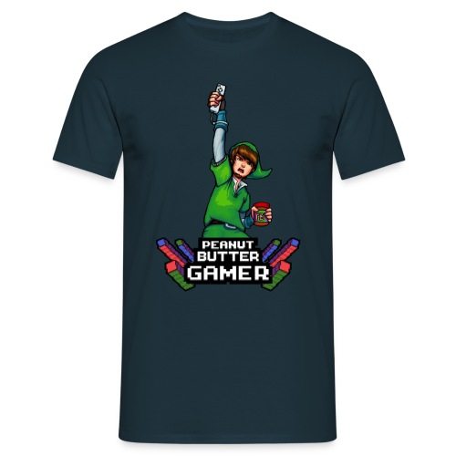 PBG Adventure T-Shirt!  - Men's T-Shirt