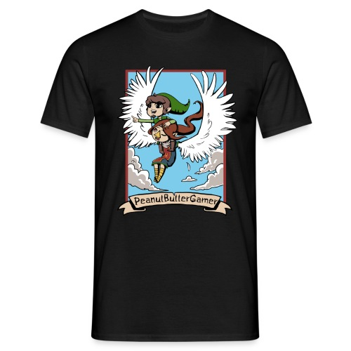 EXCLUSIVE Zelda Month Shirt! (Nov. Only!)   - Men's T-Shirt
