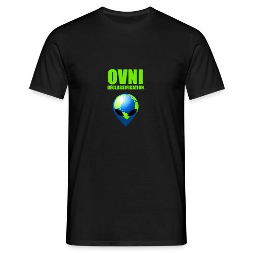 OVNI DÉCLASSIFICATION - T-shirt Homme